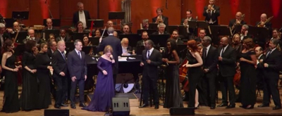 VIDEO: Watch Patti LuPone Sing 'Blow, Gabriel, Blow' at the NY Philharmonic 2019 Gala