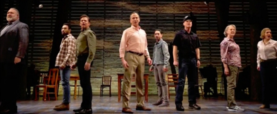 VIDEO: Welcome to the Rock! Watch the Toronto Cast of COME FROM AWAY Perform the Opening Number for Canada's Hockey Day