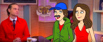 VIDEO: Laura Benanti Stops by Jordan Roth's THE BIRDS AND THE BS to Talk #MeToo