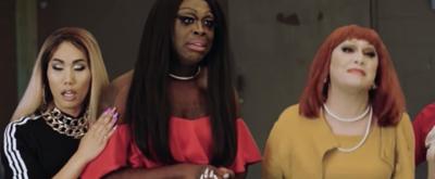 VIDEO: RuPaul's Drag Race Queens Recap Season 1 of TNT's CLAWS