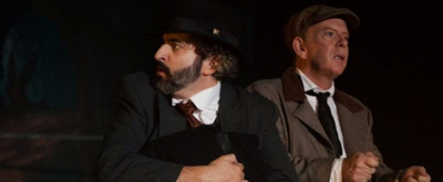 BWW Review: Penfold Theatre spooks us with WOMAN IN BLACK