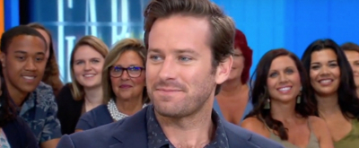 VIDEO: Armie Hammer Chats Making His Broadway Debut in STRAIGHT WHITE MEN on GMA
