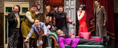 BWW Review: THE PLAY THAT GOES WRONG Keeps Audience Laughing at Cincinnati Aronoff