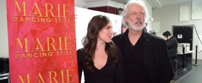 VIDEO: Tiler Peck and Terrence Mann on MARIE at The 5th Avenue Theatre
