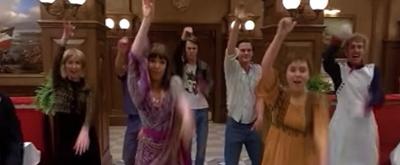 VIDEO: 'Waterloo' Goes 360 in New MAMMA MIA Music Video!