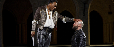 BWW TV: Watch Highlights of Chukwudi Iwuji, Corey Stoll & More in OTHELLO at Shakespeare in the Park!