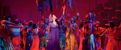 Video: Get to Know Arielle Jacobs Before She Goes Beyond the Palace Walls in ALADDIN