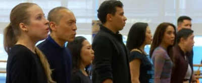 Video: Go Inside Rehearsals of David Henry Hwang & Jeanine Tesori's SOFT POWER!