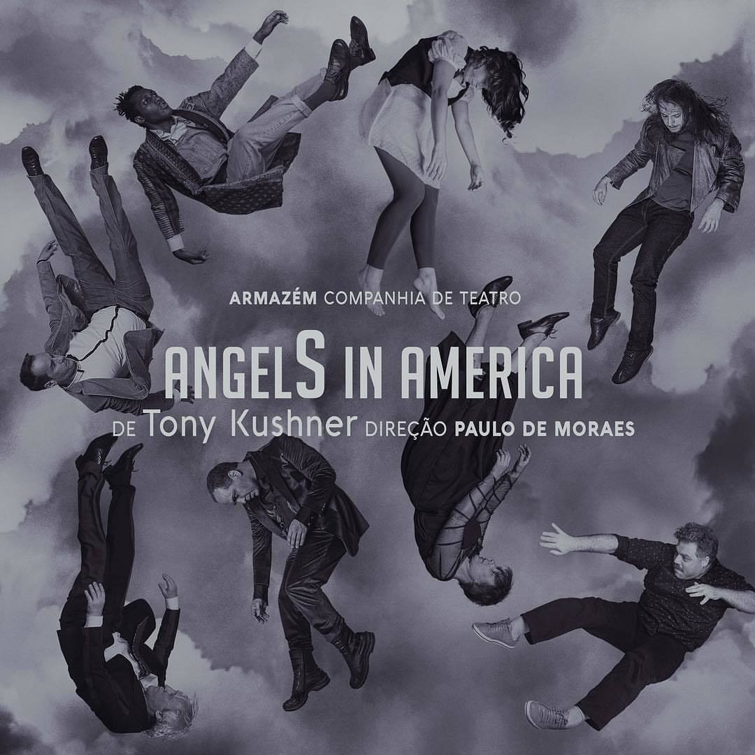 BWW Review: For the First Time in Brazil ANGELS IN AMERICA is Staged in Full