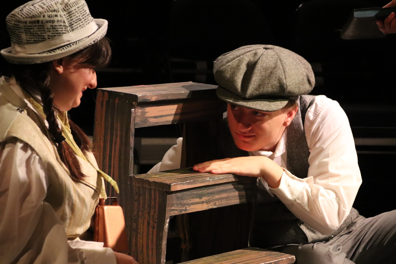 BWW Review: Raleigh Little Theatre's INTO THE WOODS Turns Spotlight on Talented Teens
