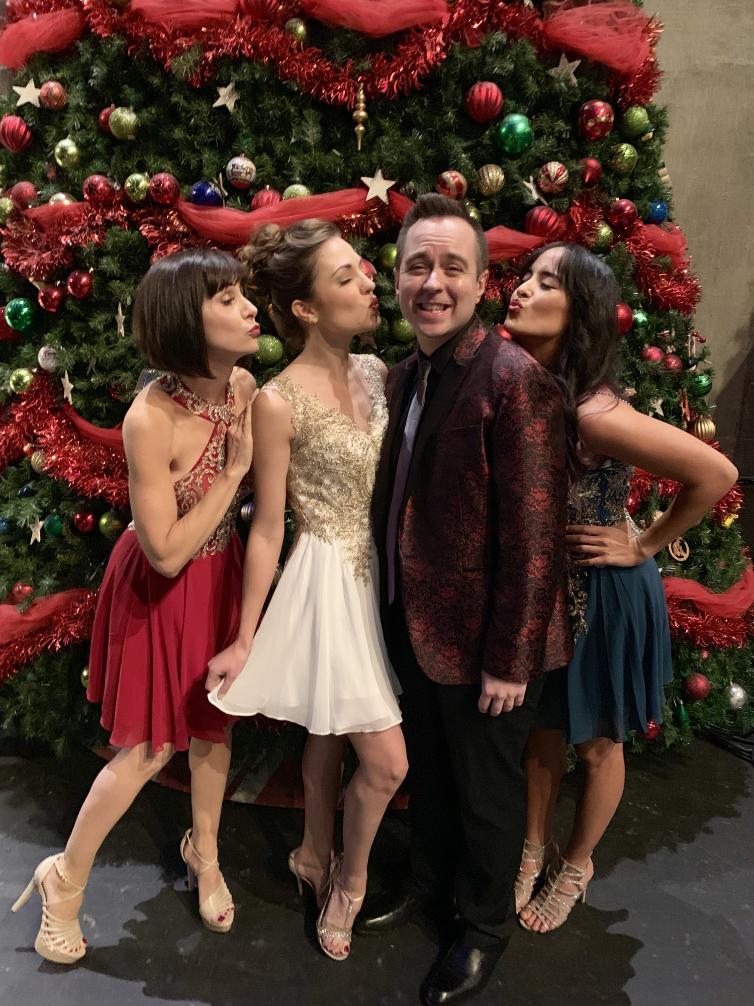 A Christmas Princess.Bww Exclusive All We Want For Christmas Is The Broadway