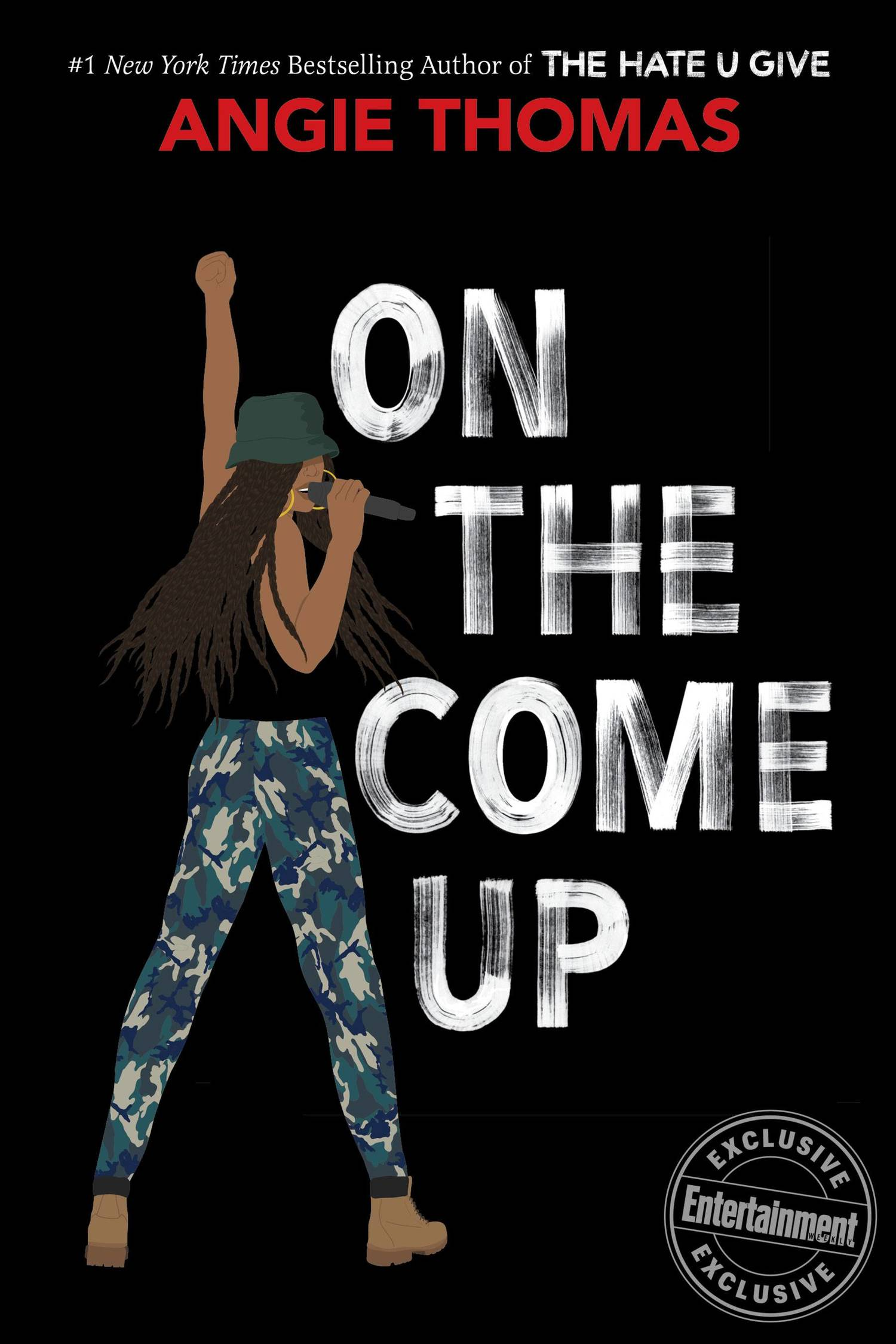 BWW Cover Reveal: ON THE COME UP by Angie Thomas