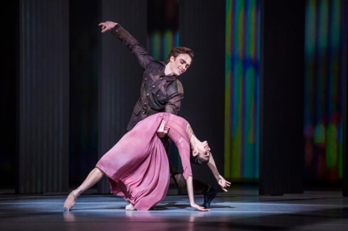 BWW Review: THE UNKNOWN SOLDIER - TRIPLE BILL, Royal Opera House