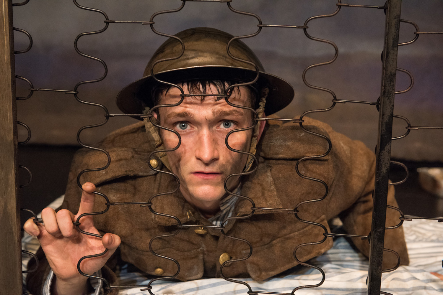 BWW Review: PRIVATE PEACEFUL at Greenhouse Theater, starring Shane O'Regan, offers a profound meditation on war through the eyes of youth