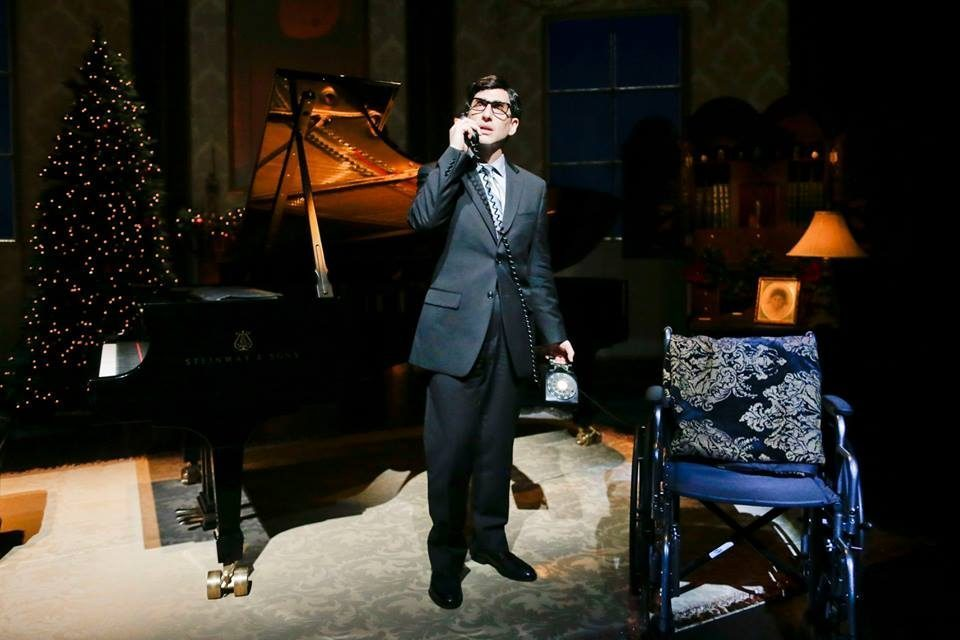 BWW Review: HERSHEY FELDER AS IRVING BERLIN at Actors Theatre Of Louisville