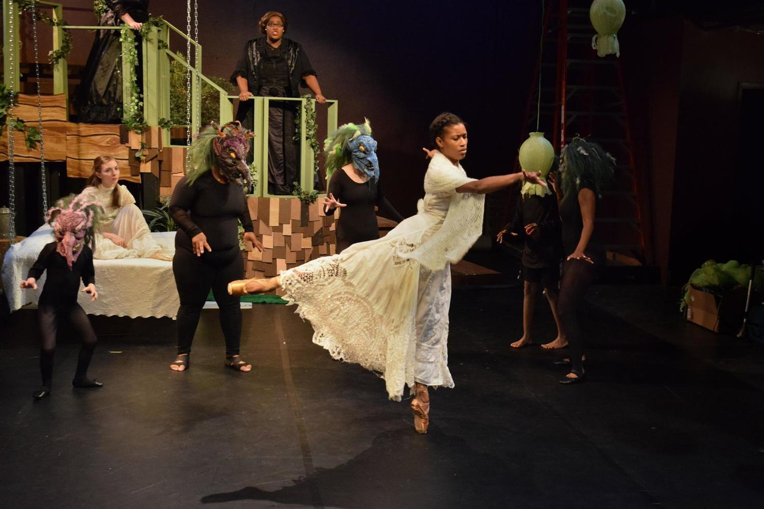 BWW Review: Women's Theatre Festival's GOBLIN MARKET Makes for a Visual Feast