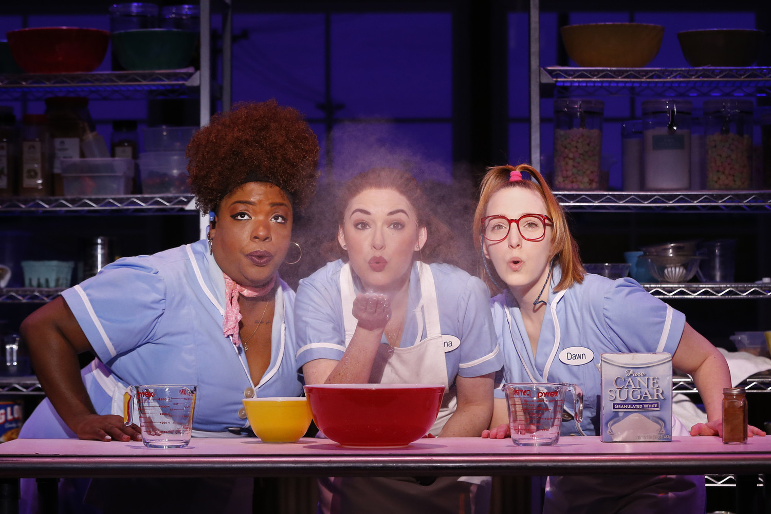 BWW Review: WAITRESS at Broadway Grand Rapids Promises To Serve Up A Good Time, and Will Make You Hungry!
