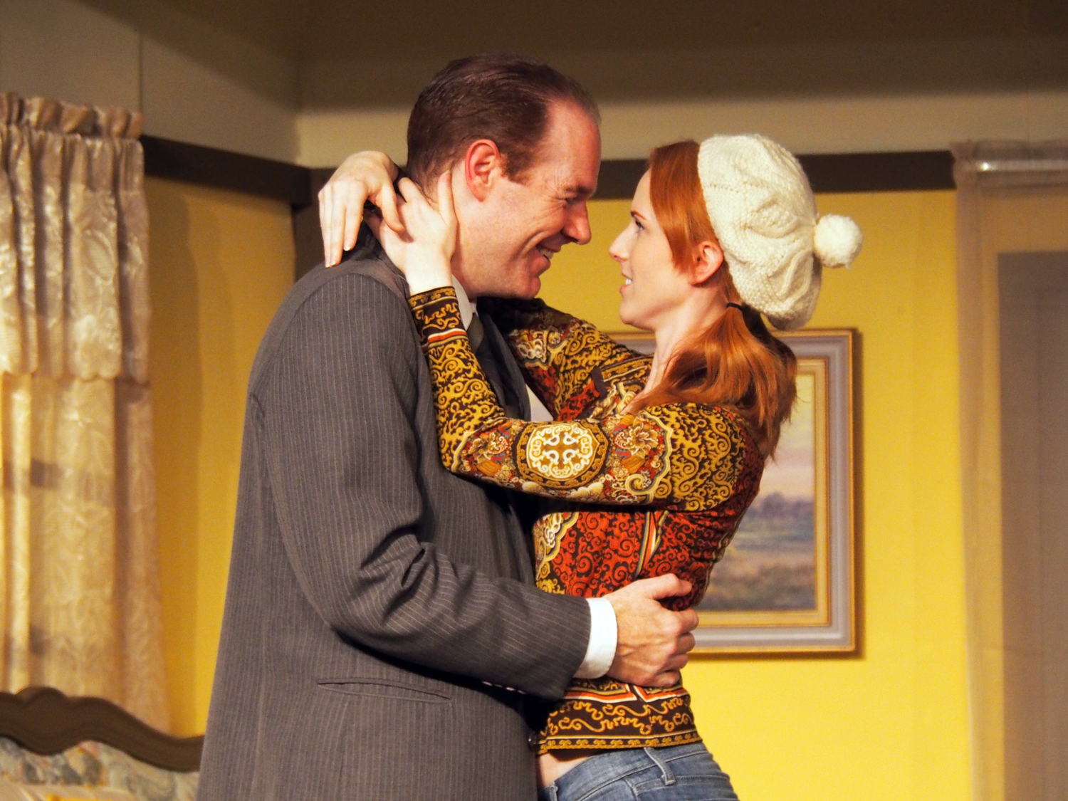 BWW Review: SAME TIME, NEXT YEAR at Elite Theatre Company