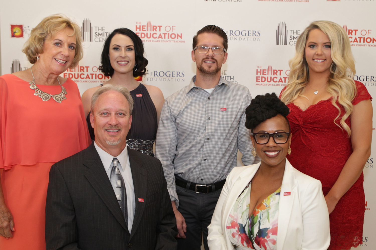 BWW Feature: HEART OF EDUCATION AWARDS at The Smith Center For The Performing Arts