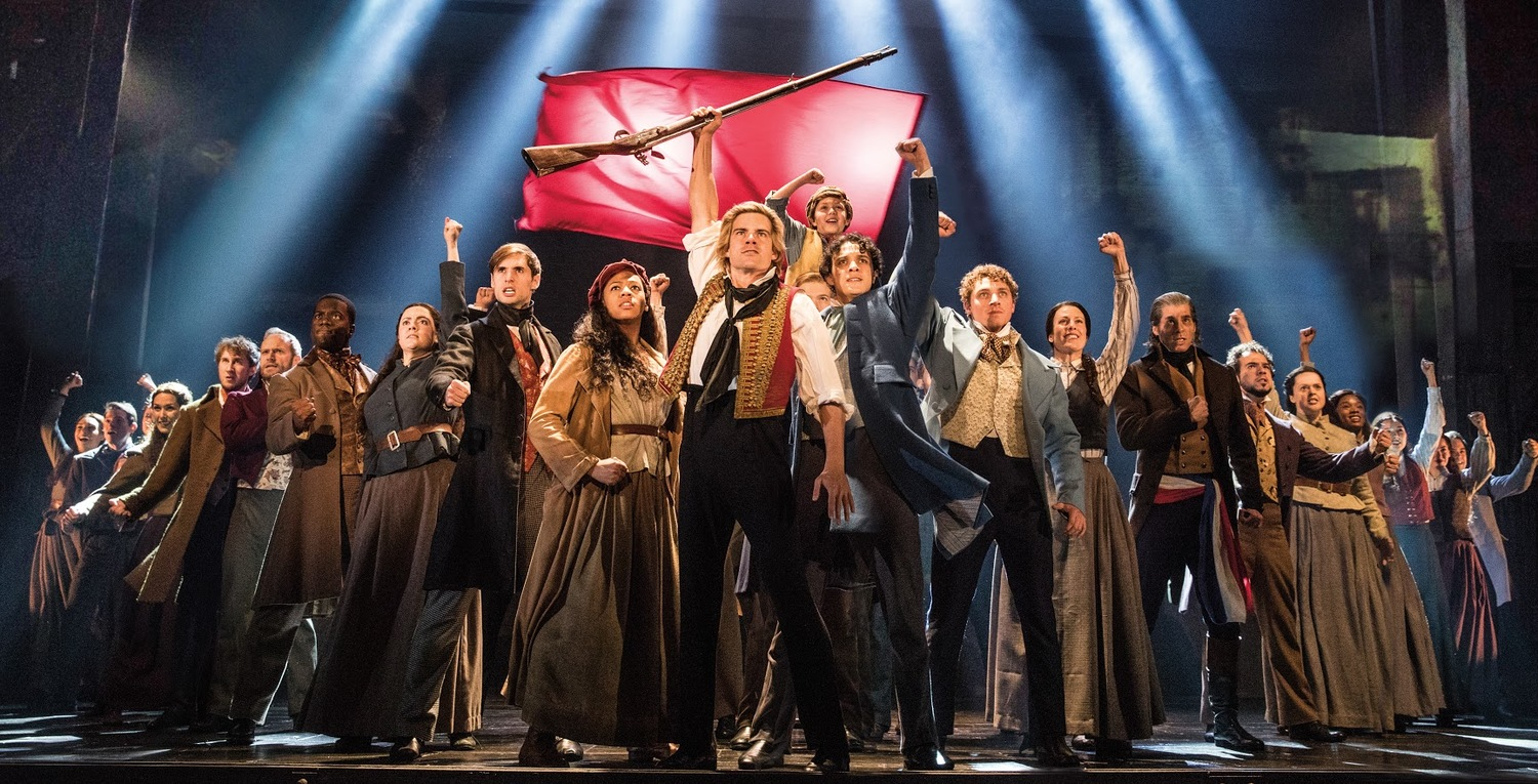 BWW Review: Touring LES MIZ! Les Okay! at the Connor Palace