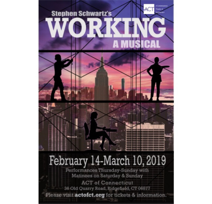 BWW Review: WORKING at ACT Of Connecticut