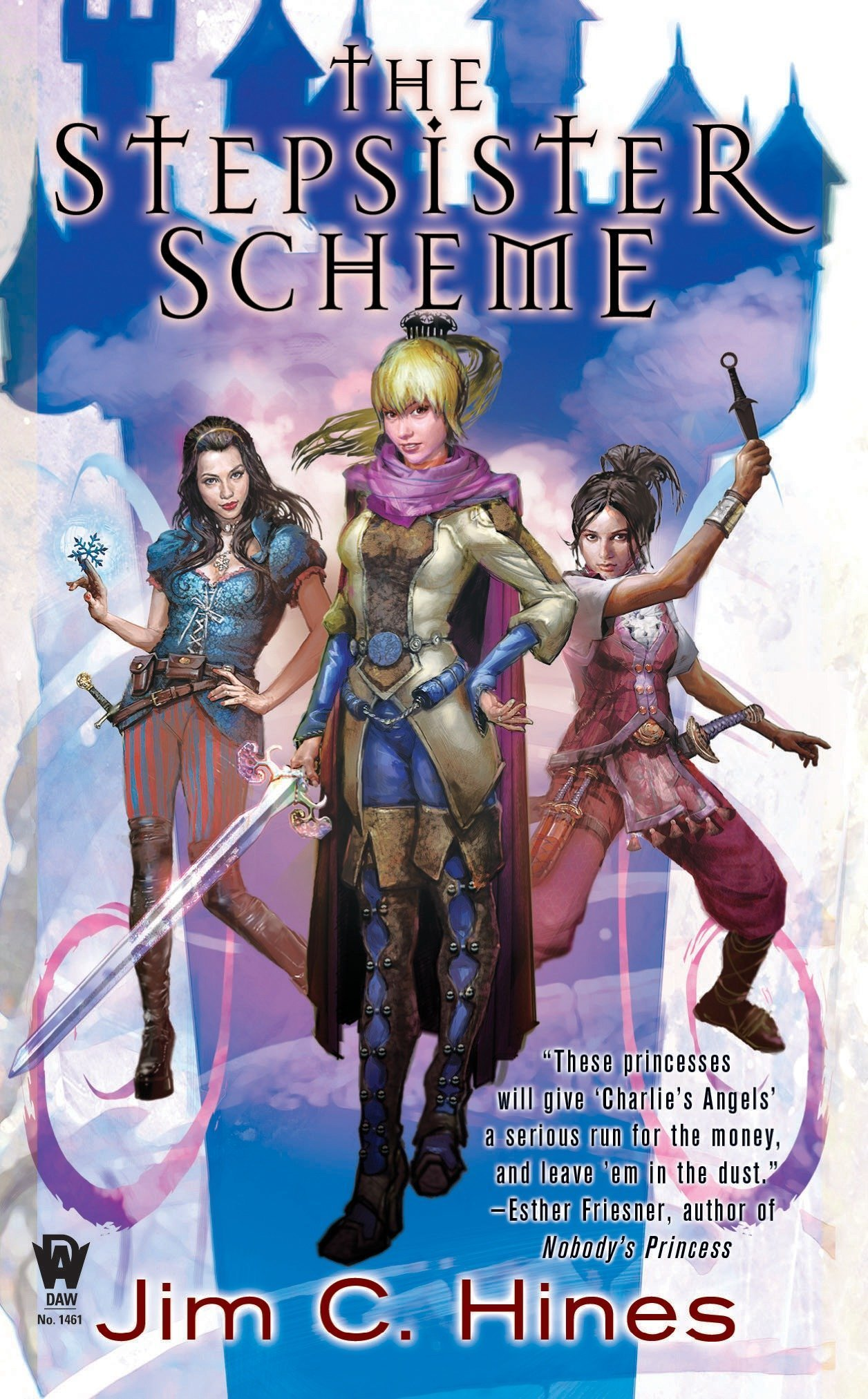 BWW Review: THE STEPSISTER SCHEME by Jim C. Hines