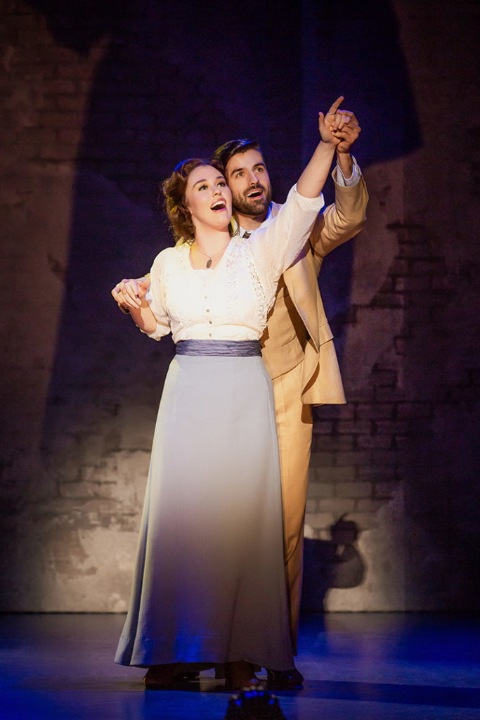 BWW Review: FINDING NEVERLAND Enchants at Victoria Theatre Association