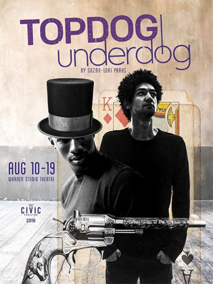 TOPDOG UNDERDOG Comes To South Bend Civic Theatre Next Month