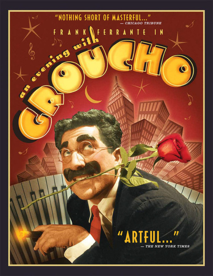 BWW Review: AN EVENING WITH GROUCHO at Gretna Theatre