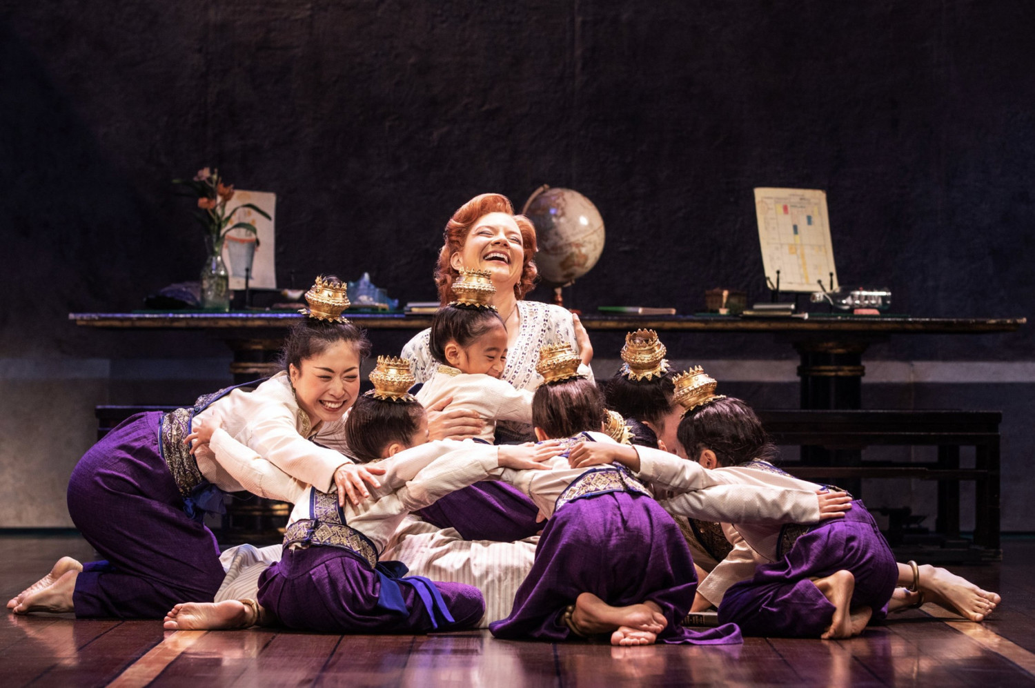BWW Review: THE KING AND I Does Justice to a Classic at Milwaukee's Marcus Center