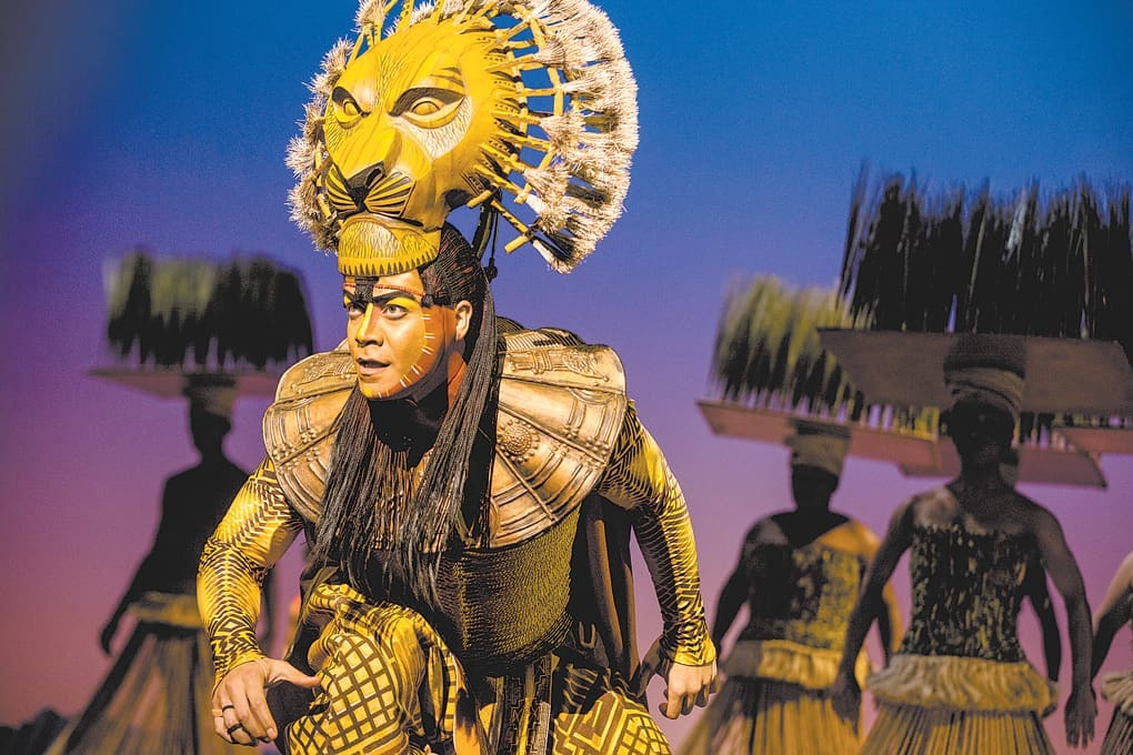 BWW Interview: THE LION KING Becomes a Servant King