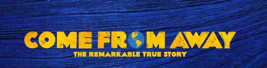 COME FROM AWAY Comes to The Smith Center For The Performing Arts 2/19 - 2/24