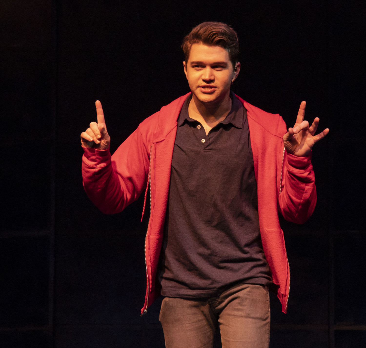 BWW Review: THE CURIOUS INCIDENT OF THE DOG IN THE NIGHT-TIME at Florida Studio Theatre