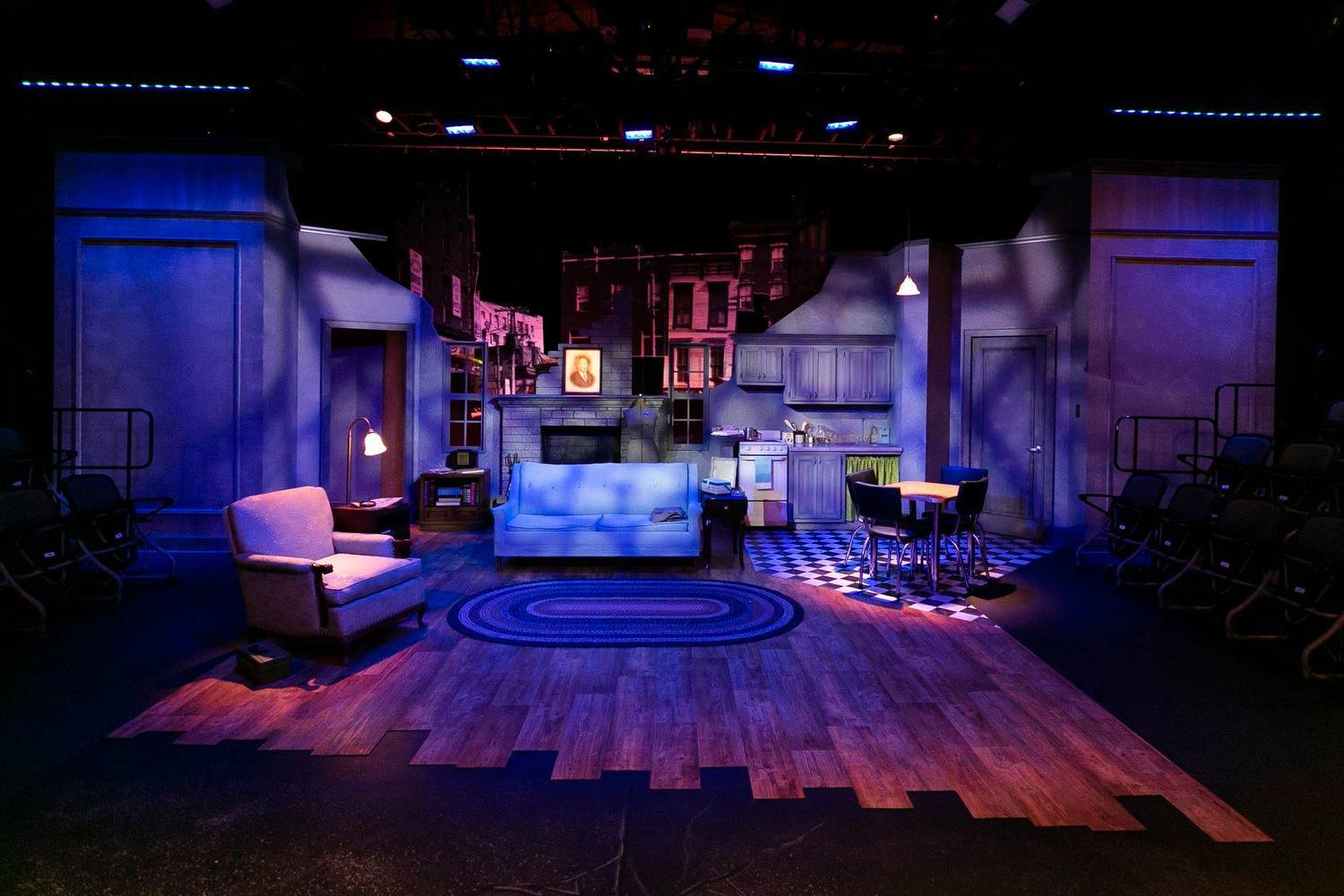 BWW Review: RACISM, THE 1950'S,AND STRONG LIFE LESSONS ARE THE ROOT OF LYNNE NOTTAGE'S POWERFUL CRUMBS FROM THE TABLE OF JOY. at FreeFall Theatre