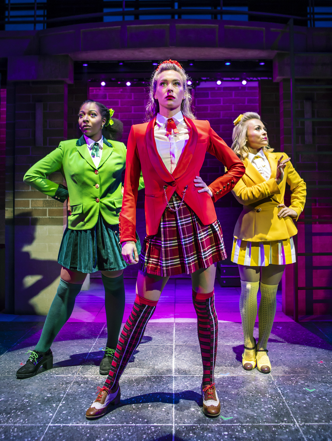 BWW Review: HEATHERS THE MUSICAL, Theatre Royal Haymarket