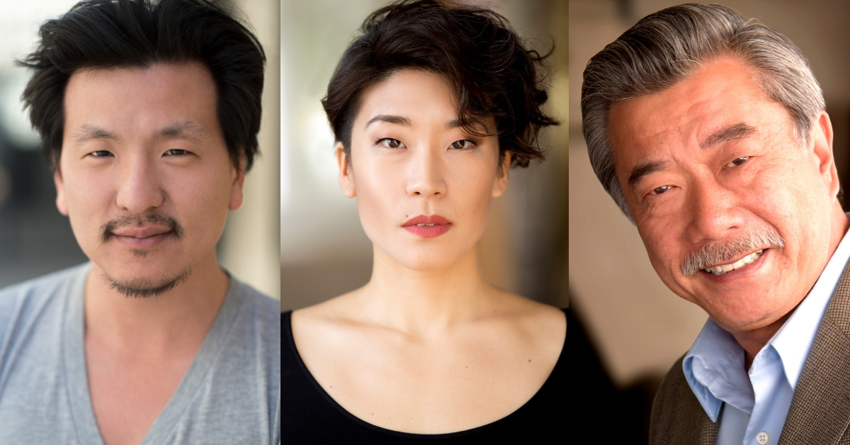 Complete Cast and Creative Team Announced for San Diego REP's production of Julia Cho's AUBERGINE