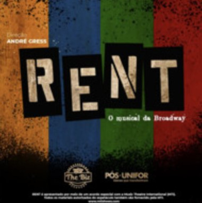 RENT Coming to THE BIZ ARTS This August!