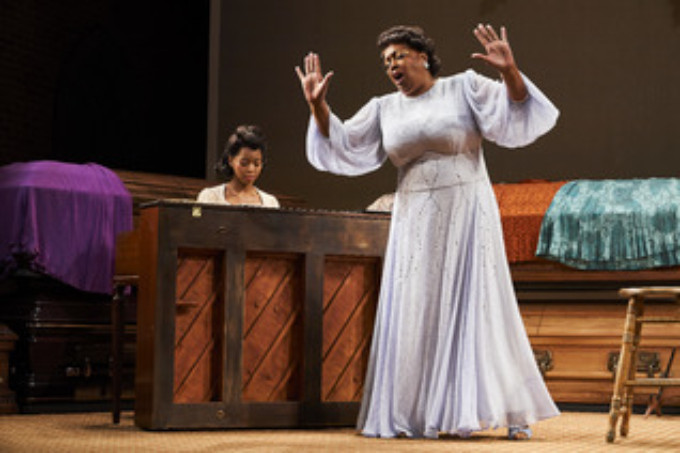 BWW Review: CPH's MARIE AND ROSETTA Points the Spotlight on Future-Inductee Into the Rock and Roll Hall of Fame