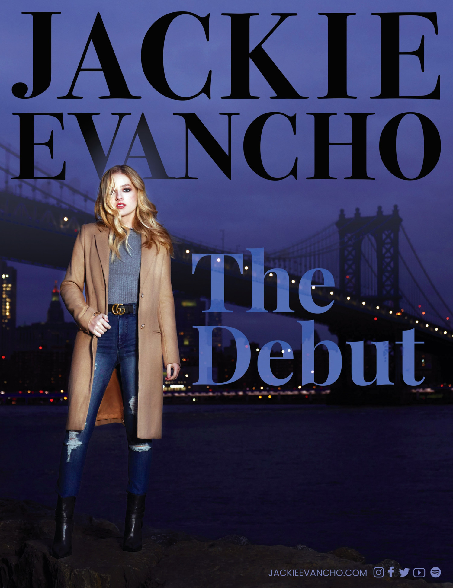 Jackie Evancho Will Sing HAMILTON, DEAR EVAN HANSEN & More in New Broadway Album, THE DEBUT