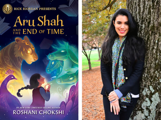 BWW Interview: Roshani Chokshi, author of ARU SHAH AND THE END OF TIME