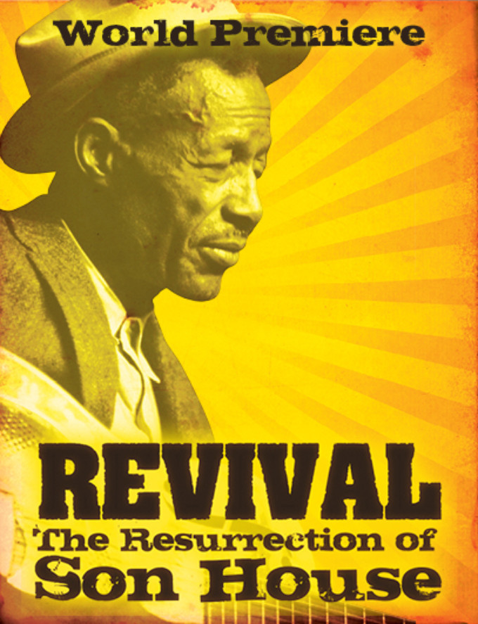 REVIVAL: THE RESURRECTION OF SON HOUSE at Geva Theatre