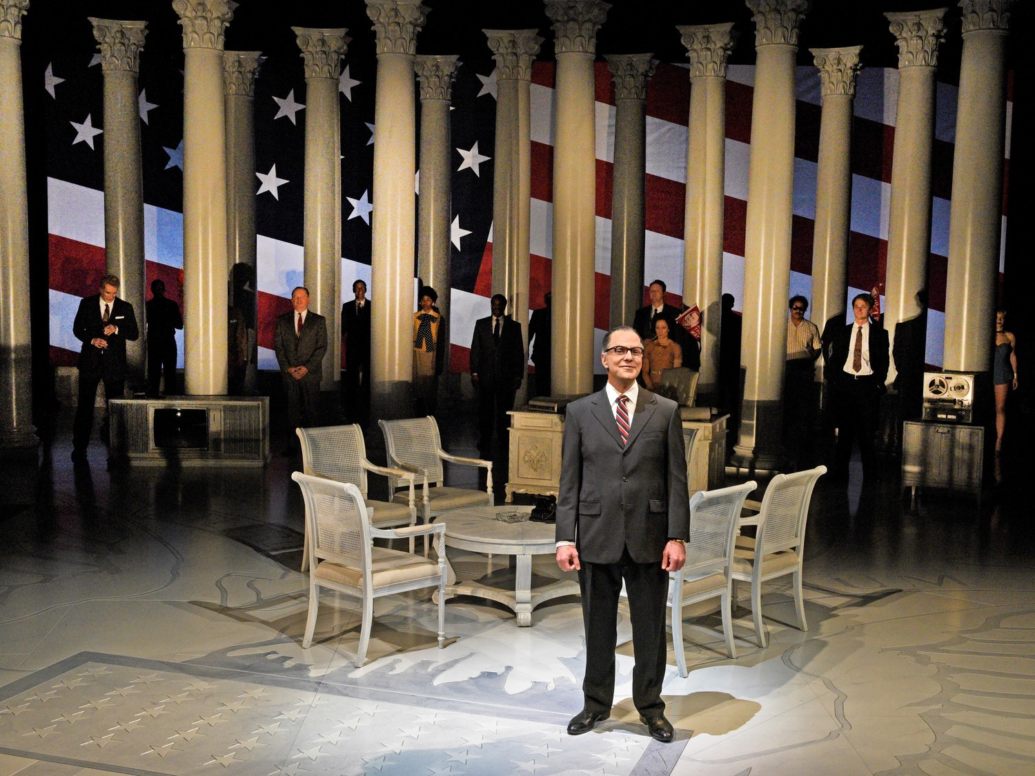 BWW Review: THE GREAT SOCIETY Shines at Dallas Theater Center