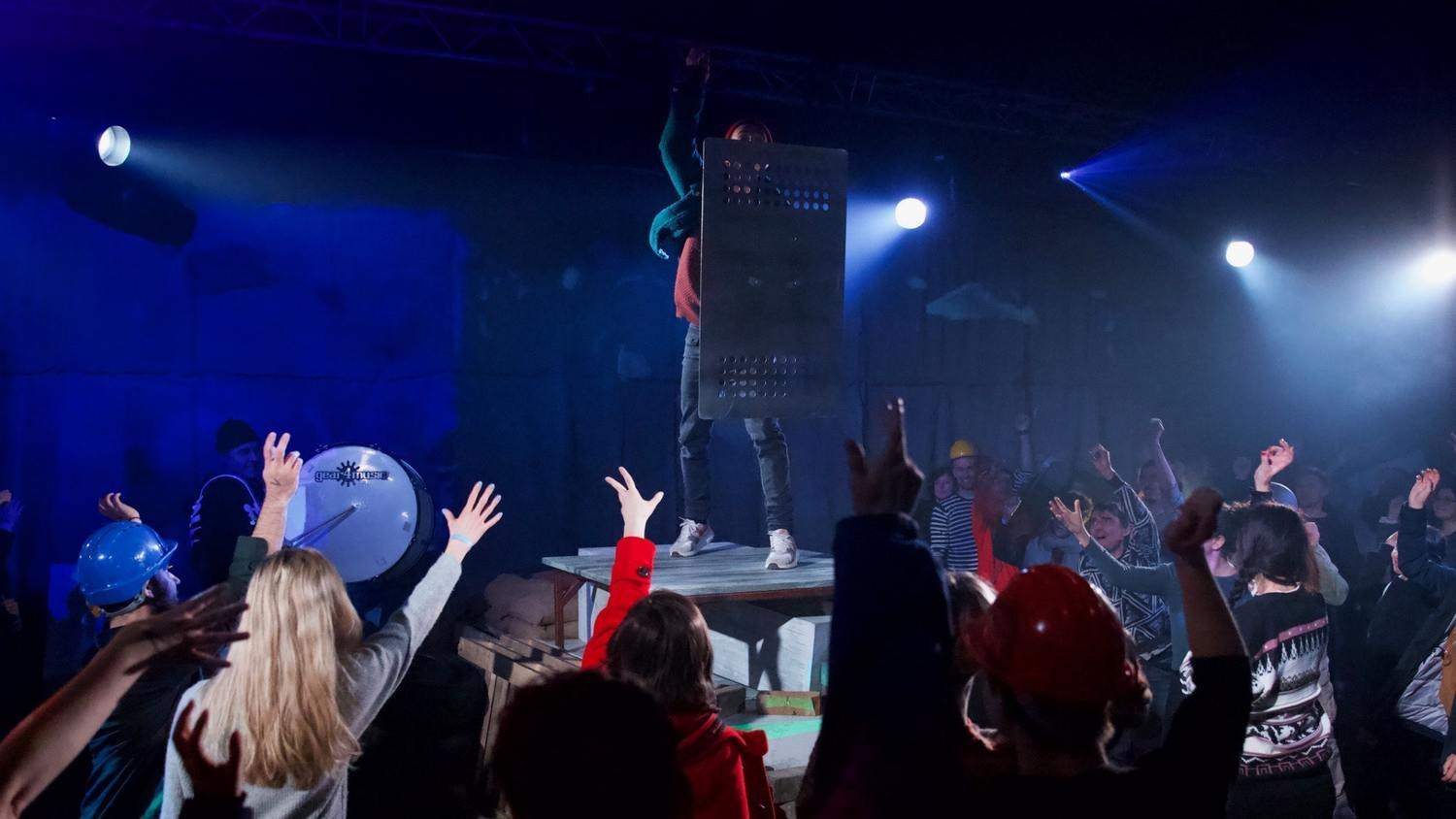 BWW Review: COUNTING SHEEP, VAULT Festival