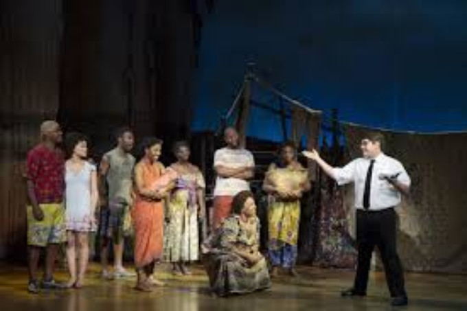 BWW Review: THE BOOK OF MORMON PUTS SPIRIT BACK INTO THE SLOW SUMMER SEASON  at The Aronoff