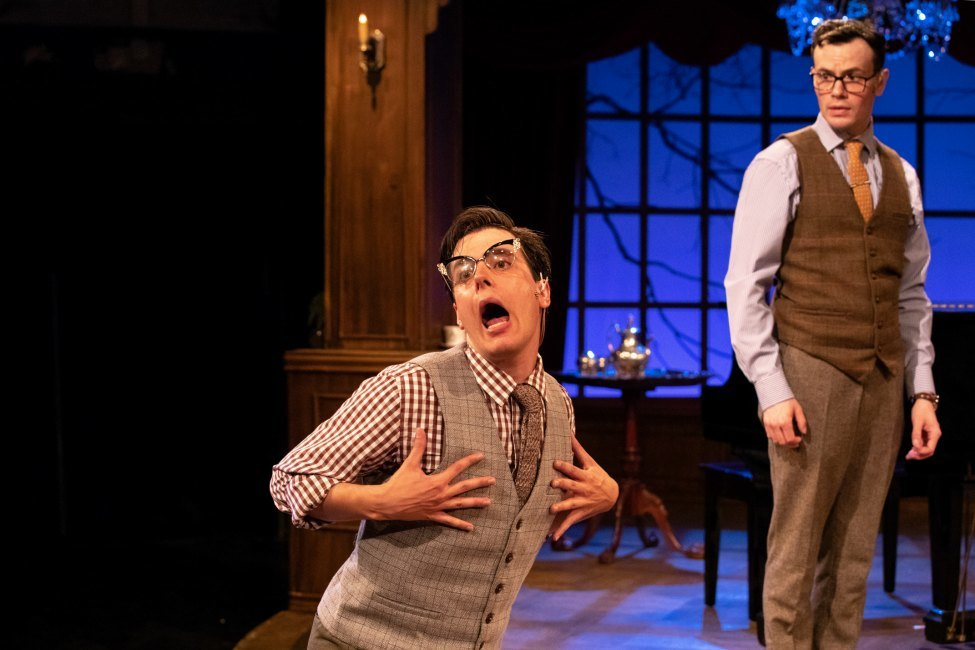 BWW Review: MURDER FOR TWO Kills the Cabaret at Stages Repertory Theatre