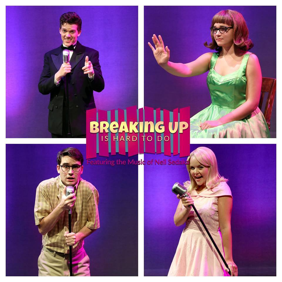 BWW Review: BREAKING UP IS HARD TO DO brings simple musical fun to Centre Stage