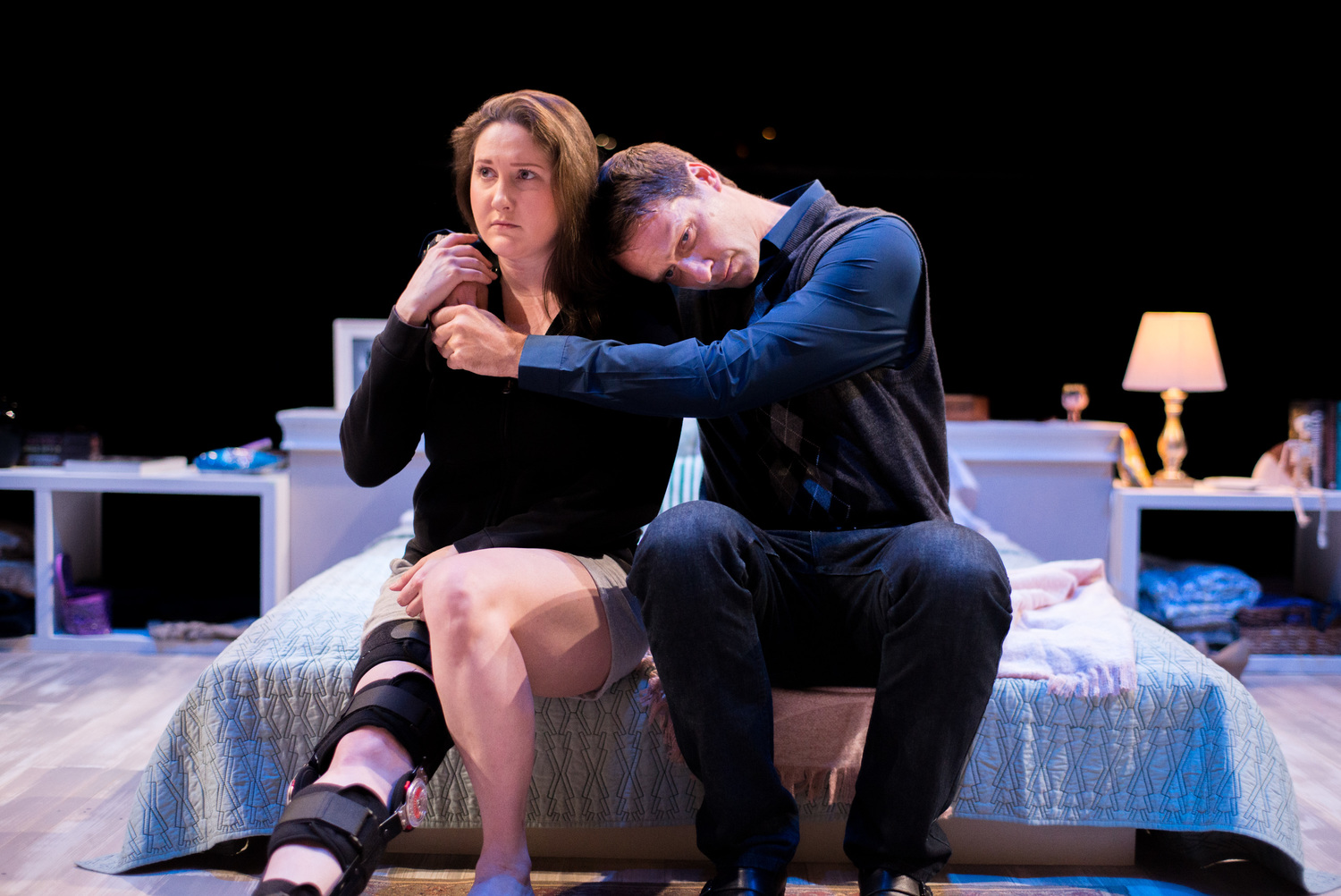 BWW Review: DANCING LESSONS at Zoetic Stage