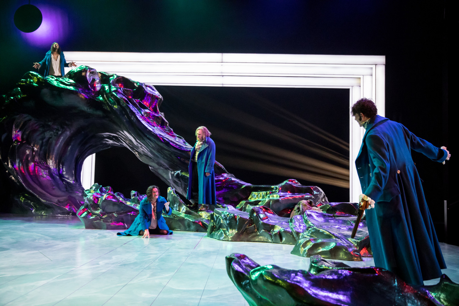 BWW Review: FRANKENSTEIN--PLAYING WITH FIRE at the Guthrie