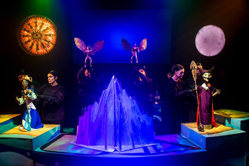 BWW Review: ATLANTIS: A PUPPET OPERA is a Mesmerizing Experience.