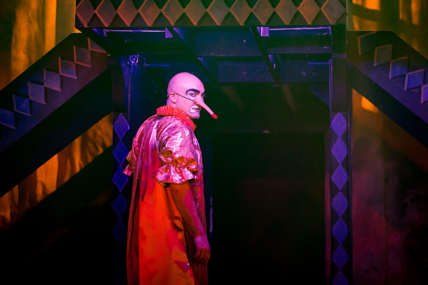 BWW Review: CYRANO DE BERGERAC at Synetic Theater